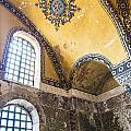 Hagia Sofia Interior 14 by Antony McAulay