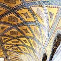 Hagia Sofia Interior 16 by Antony McAulay