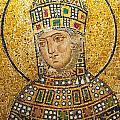 Hagia Sofia Mosaic 01 by Antony McAulay