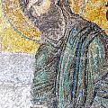 Hagia Sofia Mosaic 12 by Antony McAulay