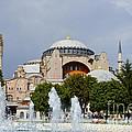 Hagia Sofia by Pravine Chester