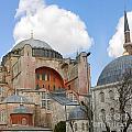 Hagia Sophia 02 by Antony McAulay