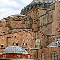Hagia Sophia 04 by Antony McAulay