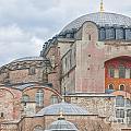 Hagia Sophia 10 by Antony McAulay
