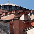 Hagia Sophia Angles 01 by Rick Piper Photography