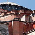 Hagia Sophia Angles 02 by Rick Piper Photography