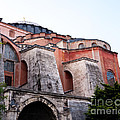 Hagia Sophia Buttresses by Rick Piper Photography