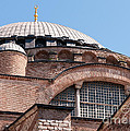 Hagia Sophia Curves 01 by Rick Piper Photography