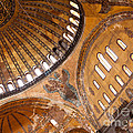 Hagia Sophia Dome 01 by Rick Piper Photography