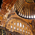 Hagia Sophia Dome 03 by Rick Piper Photography