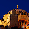 Hagia Sophia Evening by Rick Piper Photography