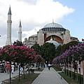 Hagia Sophia I - Istanbul - Turkey by Christiane Schulze Art And Photography