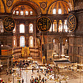 Hagia Sophia Interior 04 by Rick Piper Photography