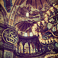Hagia Sophia Lighting by Emily Kay