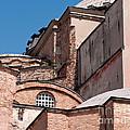 Hagia Sophia Walls 01 by Rick Piper Photography