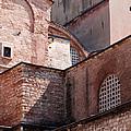 Hagia Sophia Walls 02 by Rick Piper Photography