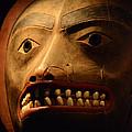 Tlingit Mask by Bob Christopher