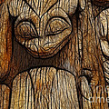 Haida Totem by Bob Christopher
