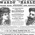 Hair Restorative, 1891 by Granger