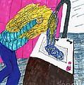Hair Wash by Elinor Rakowski