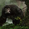 Hairy Beast by Daniel Eskridge