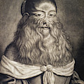Hairy Maid, 17th Century by Granger