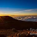 Haleakala Burst by Jamie Pham
