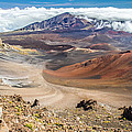 Haleakala Volcano Crater by Pierre Leclerc Photography