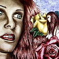 Haleys Apparition Colored by Peter Piatt