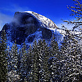 Half Dome Clearing by Bill Gallagher