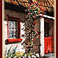 Wexford  Half Door by Val Byrne