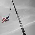 Half-mast by Luke Moore