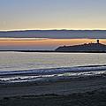 Half Moon Bay Sunset by SC Heffner