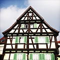 Half-timbered House 01 by Matthias Hauser
