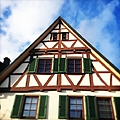 Half-timbered House 02 by Matthias Hauser