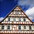 Half-timbered House 03 by Matthias Hauser