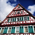 Half-timbered House 04 by Matthias Hauser