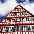 Half-timbered House 06 by Matthias Hauser