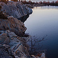 Halibut Point In Rockport by Pat Lucas