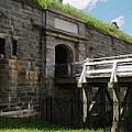 Halifax Citadel by Jeffrey Kolker