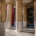 Hall Of 100 Columns by Joan Carroll
