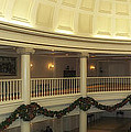 Hall Of Presidents Walt Disney World Panorama by Thomas Woolworth