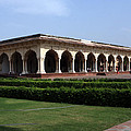 Hall Of Public Audience - Red Fort - Agra by Aidan Moran