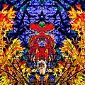 Hall Of The Color King by Steve Harrington