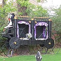 Halloween Carriage by Donna Wilson
