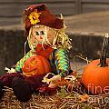 Halloween Doll by Iris Richardson