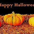 Halloween Pumpkins by Chris Berry