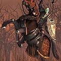Halloween Knight by Daniel Eskridge