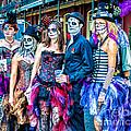 Halloween Team by Kathleen K Parker
