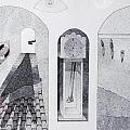Halls Of .... by Mark Malitz